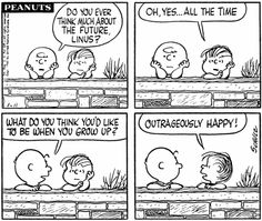 Peanuts-happy