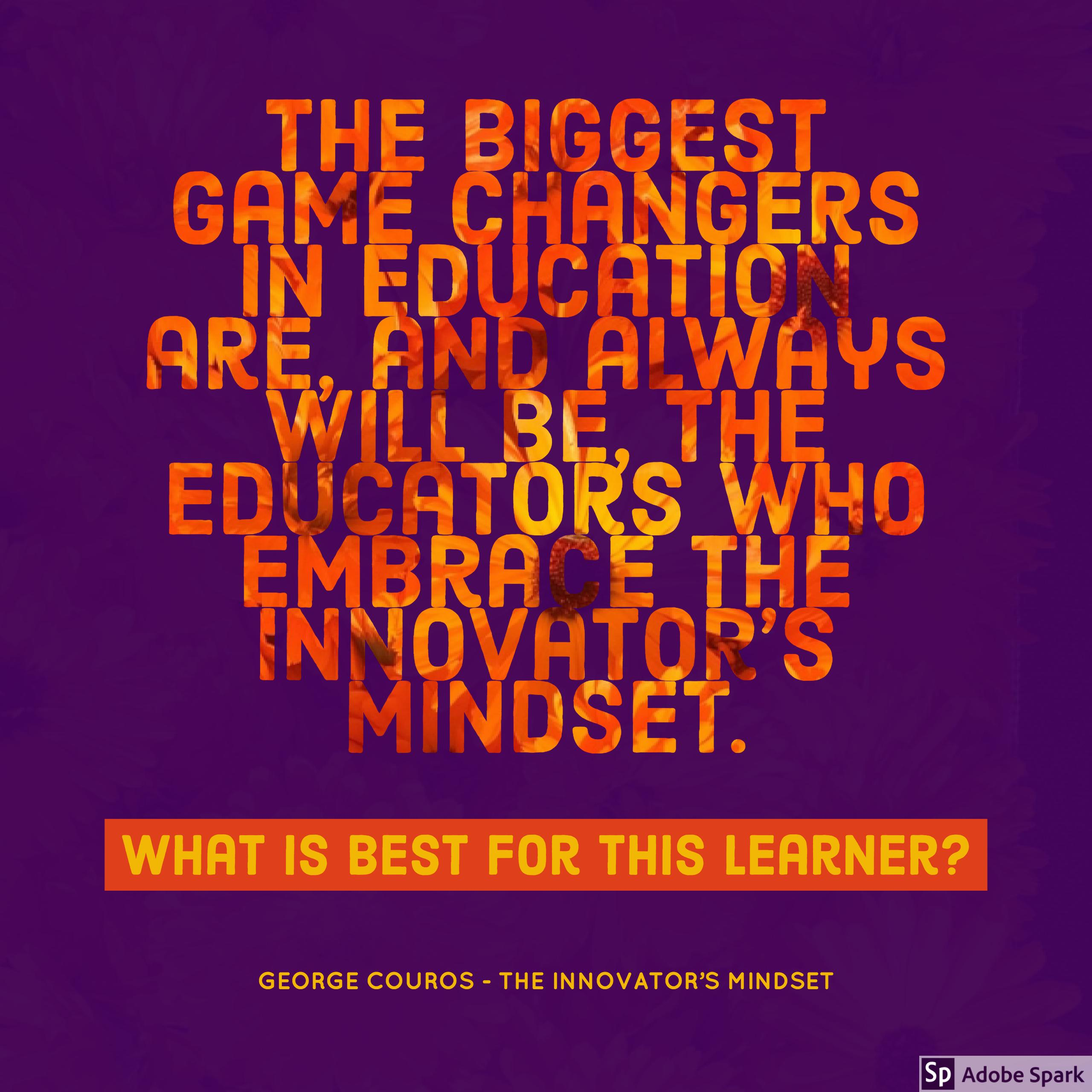 Couros - Best for this learner