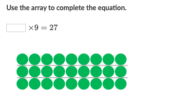 Multiplication Array