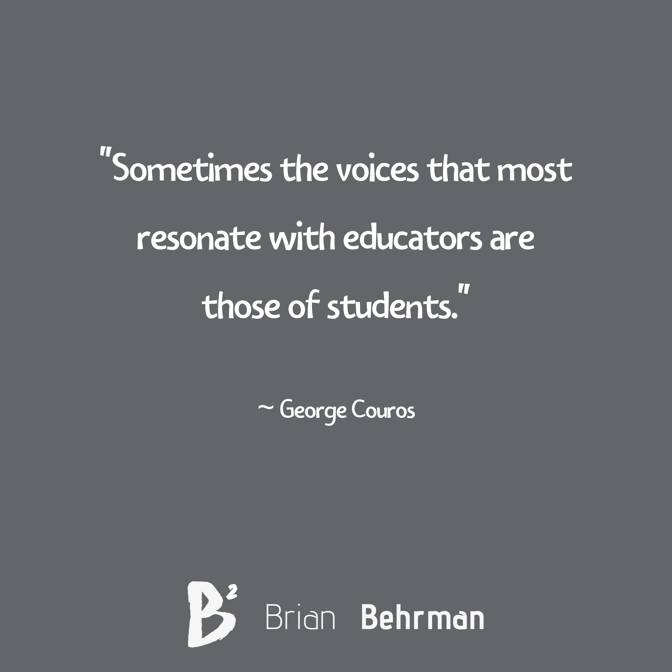 Voices of Students